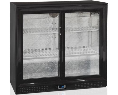 Ψυγείο Back Bar Βιτρίνα με 2 Πόρτες DB200S-i TEFCOLD Δανίας
