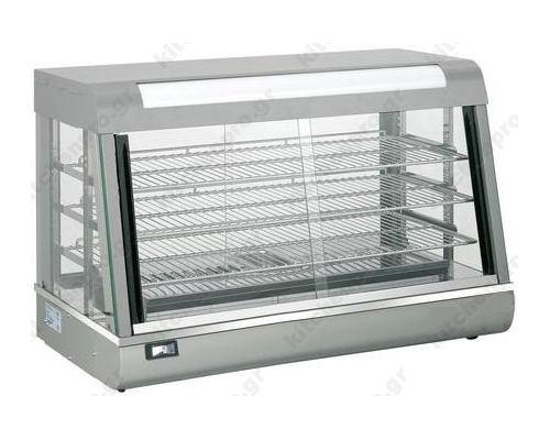Επιτραπέζια Θερμαινόμενη Βιτρίνα 316054 FRESH