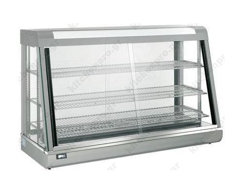 Επιτραπέζια Θερμαινόμενη Βιτρίνα 316055 FRESH