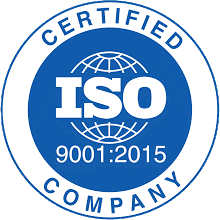 Kitchenpro certified company iso 9001:2015